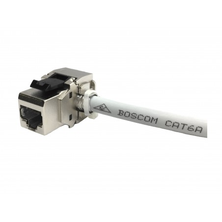 CAT 6A Side Cable Entry Jack
