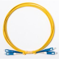 Duplex Fibre Patch Cords OS2 Single Mode