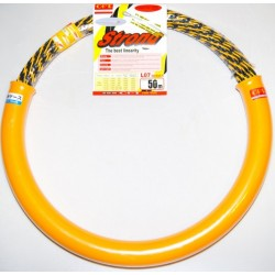 50m x 7mm 500Kgs Cable...