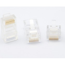 RJ Modular Crimp Plugs
