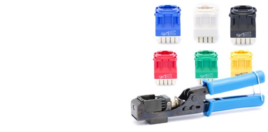 Speed Tool and RJ45 Jacks